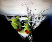 Martini with a Splash