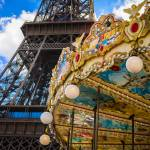 """The Eiffel Carousel"" by JosephPlotz"