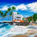 """Isla Verde, Carolina, SJ, Puerto Rico"" by galina"