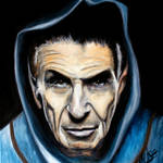 """Spock"" by JamesKruseFineArt"