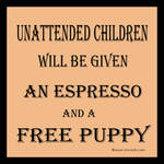 """""""Unattended Children While Shopping and Dining"""" by BeaconArtWorksCorporation"""
