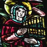 """""""St Cecilia by Evie Hone"""" by neilepi"""