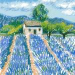 """6_Summer_in_Provence"" by carolhoughton"