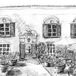 """19_Tuscan_Villa"" by carolhoughton"