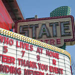 """State Theater - Traverse City"" by DigitalFantastique"