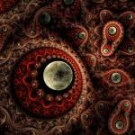 """Cradle of Evolving Worlds"" by liz-molnar"