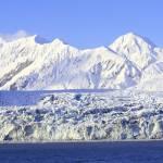 """Alaska Mountain and Glacier"" by ekewilson"