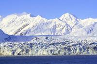 Alaska Mountain and Glacier