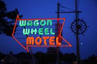 Route 66 - Wagon Wheel Motel