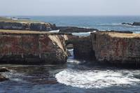 Arches, Caves and Blow Holes