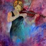"""violinist 678021"" by pol"