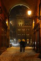 Love in the winter city