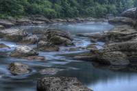 Summer Flow on the Lower Gauley