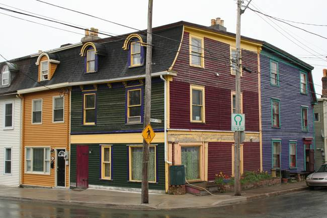 Stunning row houses artwork for sale on fine art prints for Row houses for sale