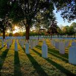 """Rest In Peace - Fort Snelling National Cemetery"" by WaynePhotoGuy"