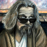 """The Dude"" by JamesKruseFineArt"