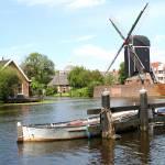"""Amsterdam - Windmill"" by LefflerPhotography"