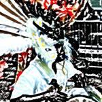 """""""Junkanoo Eagle Drummer"""" by paulyworksfineart"""