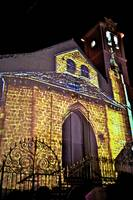 Frigiliana Festival Light Display