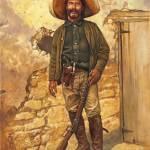 """The Revolutionary"" by JamesGoodridge"