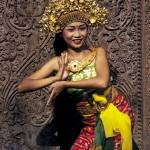 """Young Balinese girl dancer"" by ingojez"