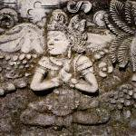 """Balinese relief"" by ingojez"