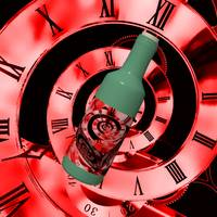 Time in a bottle Red