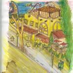 """Dejeuner au Cafe"" by SachinMehta"