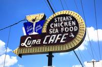 Route 66 - Luna Cafe