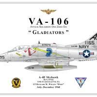 AK215 Tonkin Gulf Art Prints & Posters by Jim Caiella
