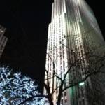 """Rockefeller Center during the Holidays, NYC"" by kalbert"