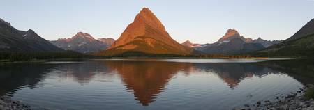 Swiftcurrent Lake at Many Glaciers