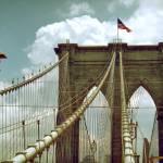 """Brooklyn Bridge -- New York"" by artsimage"