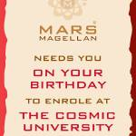 """Mars Magellan_cosmic_university"" by springwoodemedia"