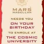 """""""Mars Magellan_cosmic_university"""" by springwoodemedia"""