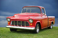 1956 Chevrolet Custom Pick-Up 2