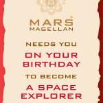 """""""Mars Magellan_space_explorer"""" by springwoodemedia"""