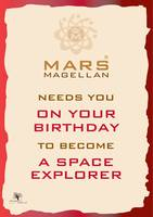 Mars Magellan_space_explorer