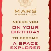 Mars Magellan_space_explorer Art Prints & Posters by michael Simpson