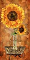 Sunflower Stand
