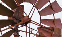 Rusty Windmill
