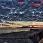 """""""Porten cross Sunset"""" by paulnfe_photography"""