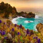 """Big Sur Sunrise"" by NewTake"