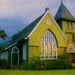 """Kauai Church"" by lifescaping"