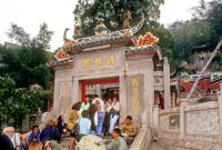 A-Ma Temple: More Beggars Then Tourists...!