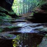 """hocking hills passage"" by RichardBaumer"