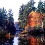 """cataract pond"" by RichardBaumer"