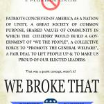 """republican party: we broke that"" by rchristophervest"