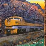 """The Rio Grande Royal Gorge Train"" by ColoradoArt"