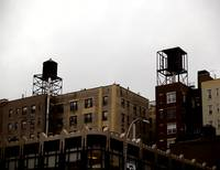 Water Towers on Broadway